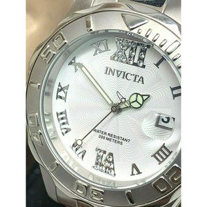 Invicta Women's Watch 14790 Angel Quartz White
